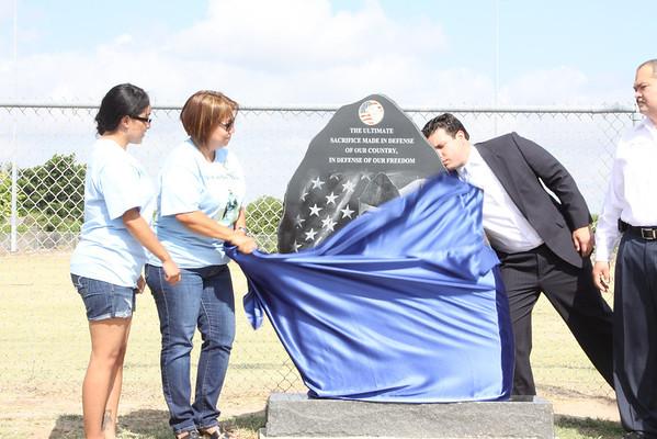May 28, 2012 Alton Dedicates Park