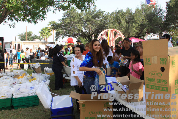 August 6, 2013 - Mission National Night Out
