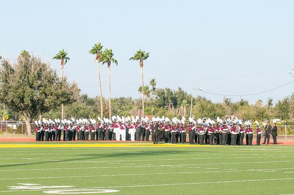 October 20, 2012 - Pig Skin - Mission High School